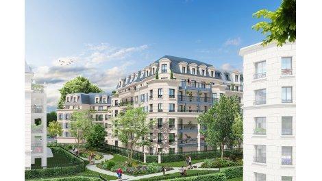 Appartement neuf Rive Droite Clamart à Clamart