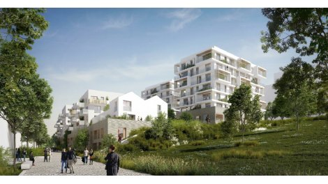 Appartement neuf Arpège 2 à Noisy-le-Grand