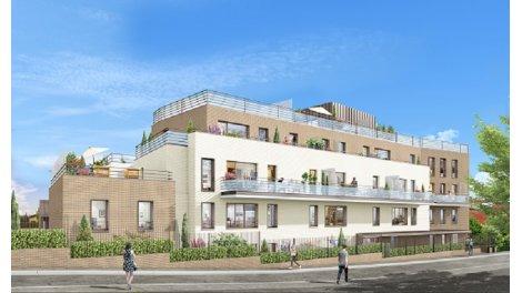 Appartement neuf Villa Flore à Chatillon