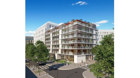 Appartement neuf Urban Life à Marseille 2ème