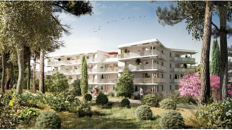 Appartement neuf Life Park à Marseille 13ème