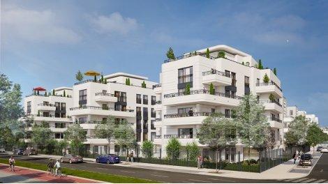 Appartement neuf Avant-Seine 1 à Saint-Ouen