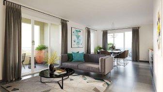 "Programme immobilier du mois ""Coeur Village"" - Irigny"
