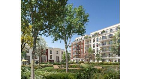 Appartement neuf L'Orée du Parc à Chatillon