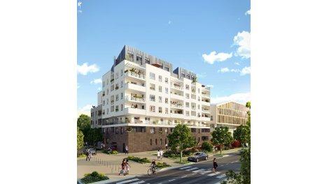 Appartement neuf So City à Lyon 7ème