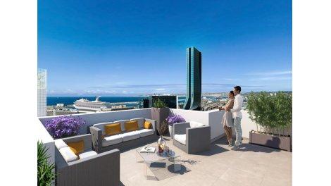 Appartement neuf My Liberty à Marseille 3ème