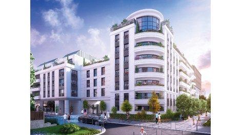 Appartement neuf Résidence Cosmopolitan à Saint-Ouen