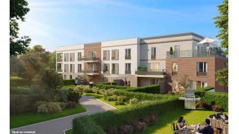 Appartement neuf Le Clos des Vergers à Nanteuil-Lès-Meaux