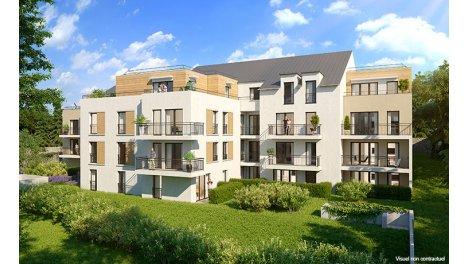 Appartement neuf Novatio investissement loi Pinel à Melun
