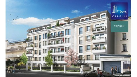 Appartement neuf Résidence Andréa investissement loi Pinel à Gagny