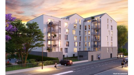 Appartement neuf Trappes - in'Side investissement loi Pinel à Trappes
