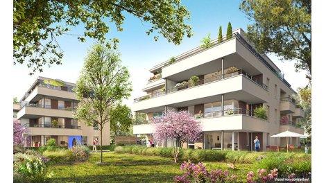 Appartement neuf Les Loges d'Or à Champagne-au-Mont-d'Or