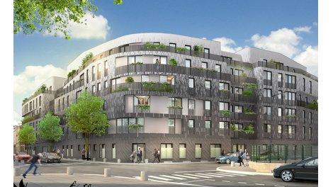 Appartement neuf Metropolitan à Aubervilliers à Aubervilliers