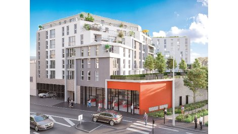Appartement neuf Nuance investissement loi Pinel à Gentilly