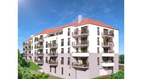 Appartement neuf Couleurs Nature à Dammartin-en-Goele