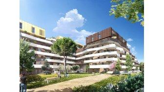 Maisons neuves New 123 à Montpellier