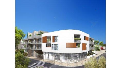 Appartement neuf Residence Castella éco-habitat à Baillargues