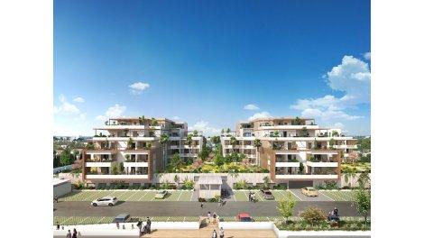 Appartement neuf Les Jardins de la Moneda à Nîmes