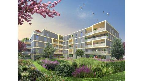 Appartement neuf Le Klimt à Montpellier