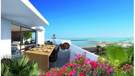 investissement immobilier à Sète