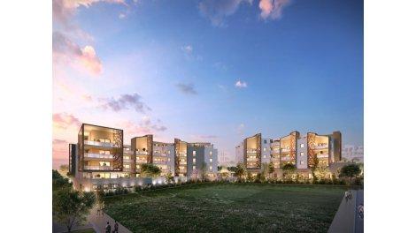 Maisons neuves Season's éco-habitat à Saint-Jean-de-Vedas