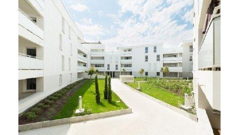 Appartement neuf Residence Arena investissement loi Pinel à Blagnac