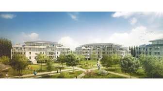 Appartements neufs Residence les Cavaliers éco-habitat à Cabourg