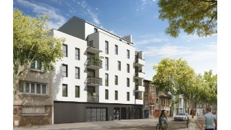 Appartements neufs Residence Mathilde éco-habitat à Nantes