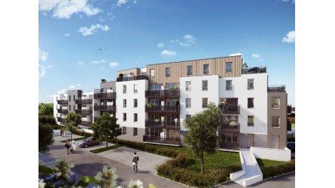 eco habitat neuf à Saint-Herblain