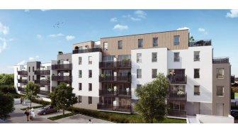 Appartements neufs Residence les 3 Moulins investissement loi Pinel à Saint-Herblain