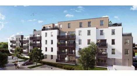 Appartement neuf Residence les 3 Moulins à Saint-Herblain