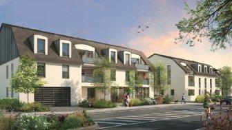 Appartements neufs Residence Melior éco-habitat à Sautron