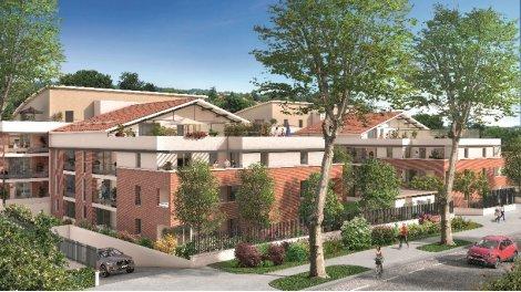 Appartement neuf Residence Samana éco-habitat à Castanet-Tolosan