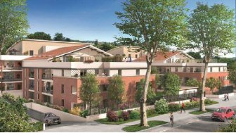 Appartements neufs Residence Samana investissement loi Pinel à Castanet-Tolosan