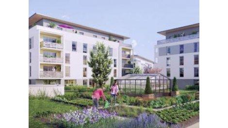 eco habitat neuf à Montlhéry
