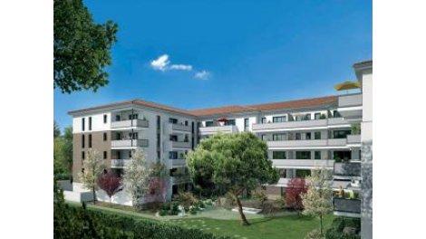 Appartements neufs Ljdp-14 Toulouse éco-habitat à Toulouse