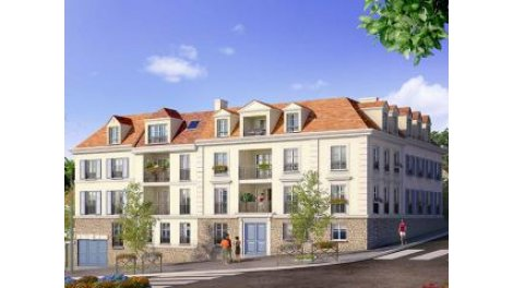 Appartement neuf Cdv-14 Chatenay-Malabry investissement loi Pinel à Châtenay-Malabry
