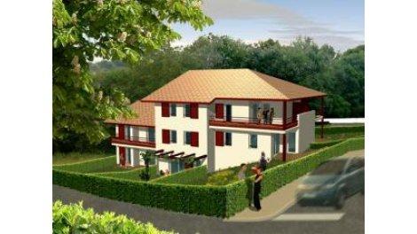 Appartement neuf Ve-20 Bardos éco-habitat à Bardos