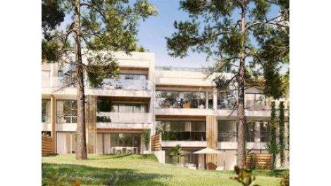 Appartement neuf Ct-8 Marseille-7e-Arrondissement éco-habitat à Marseille 7ème
