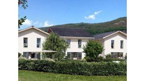 Appartement neuf Lvdv Chevrier éco-habitat à Chevrier