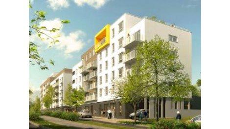 Appartement neuf Ec-5 Amiens éco-habitat à Amiens