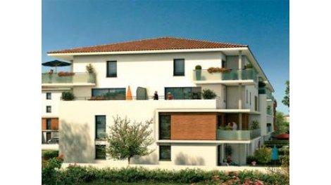 Appartement neuf V-50 Cugnaux éco-habitat à Cugnaux