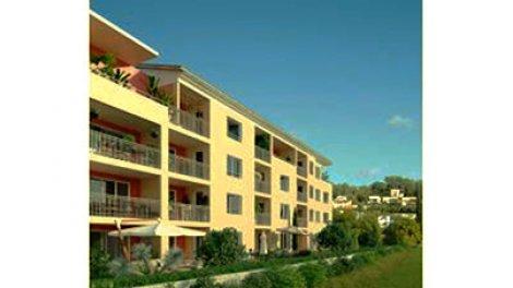 Appartement neuf Lc-134 Drap investissement loi Pinel à Drap