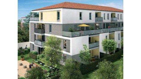 Appartement neuf T186rdl Toulouse éco-habitat à Toulouse