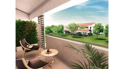 Appartement neuf Lcdm-23 Launaguet investissement loi Pinel à Launaguet