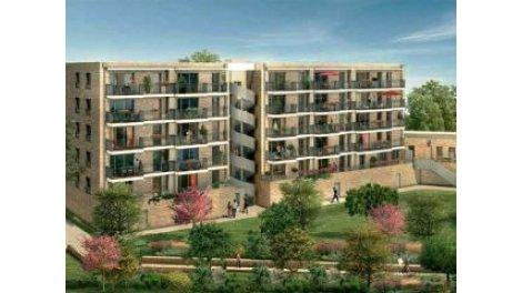 Appartement neuf Cm-42 Toulouse investissement loi Pinel à Toulouse