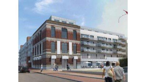 Appartements neufs Abbec Berck investissement loi Pinel à Berck