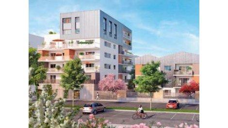 Appartement neuf Ljda-52 Saint-Martin-d'Heres investissement loi Pinel à Saint-Martin-d'Hères