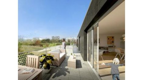 Appartement neuf Lpdm-8 Saint-Herblain à Saint-Herblain