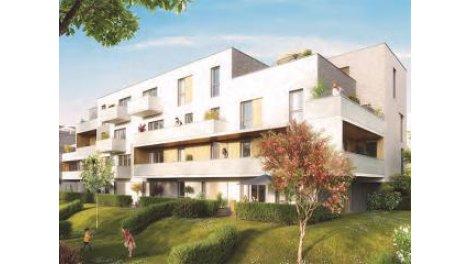 Appartement neuf Cdb-2 Marcq-en-Baroeul à Marcq-en-Baroeul